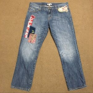 CAbi Straight jeans